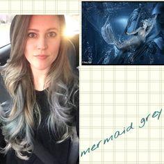Mermaid grey beauty