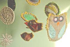 Mobile handmade in Haiti