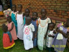 Little Dresses for Africa ~ pillowcase dress craft charity ~~~ could either give to women/children's shelter or give to my friend who heads up a few orphanages in Haiti