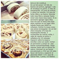 """Paso a Paso Rolls de Canela #pedidocumplido"" Photo taken by @virginiademariaoficial on Instagram, pinned via the InstaPin iOS App! http://www.instapinapp.com (10/20/2015)"