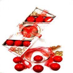 Unul dintre cele mai populare cadouri pentru femei - set de lumanari parfumate  http://www.giftplanet.ro/category--cadouri-pentru-femei--510.html