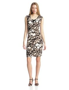 Calvin Klein Women's Print Double Layer Wrap Dress, Birch Combo, X-Large Calvin Klein http://www.amazon.com/dp/B00FZ37SD4/ref=cm_sw_r_pi_dp_Jrnzub02MK778
