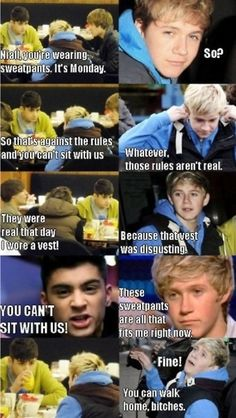 one direction mean girls