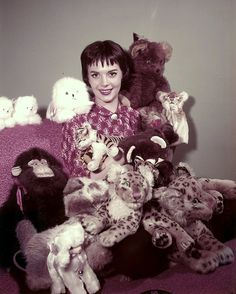 Natalie Wood and friends