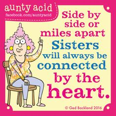 Aunty Acid Comic Strip, June 25, 2016     on GoComics.com