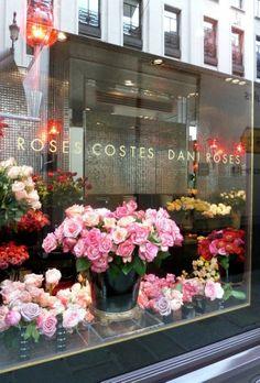 Roses Costes boutique, Paris