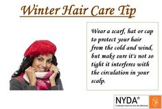 Winter has already begun follow this Hair care Tip.