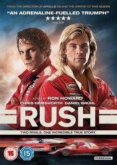 Rush [DVD]: Amazon.co.uk: Chris Hemsworth, Daniel Brühl, Olivia Wilde, Alexandra Maria Lara, Natalie Dormer, Ron Howard: Film & TV