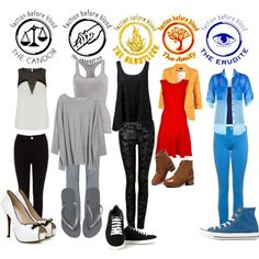 divergent costume - Google Search