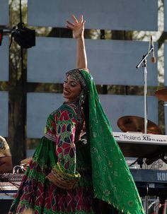 Traditional Afghan Dance