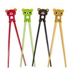 Training Chopsticks - Bear