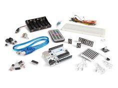 Velleman VMA501 Arduino Compatible DIY Kit with UNO R3 - VellemanStore