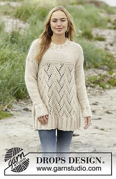Ravelry: 0-1355 Golden Spikes pattern by DROPS design