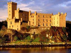 Dunvegan Castle Scotland
