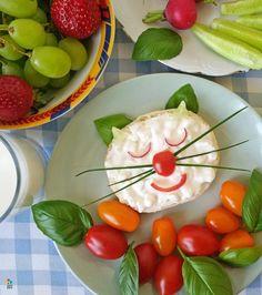 Baby Food Recipes, Cooking Recipes, 4 Kids, Food Photo, Food Art, Good Food, Vegetables, Desserts, Decor