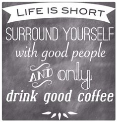Genius thought about coffee and people! #Caffeine #Coffee