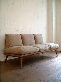 living-rooms-light-wood-natural-brick-walls-sofas-wood-floors