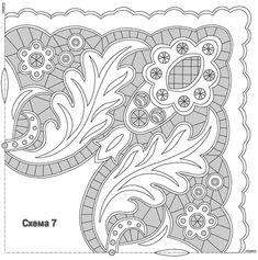СОЛНЫШКО В ДОМЕ - SOL DE CASA: Схемы для вышивки РИШЕЛЬЕ и БЕЛАЯ ГЛАДЬ