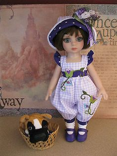 NEW-6pc-outfit-fashion-w-shoes-Patsy-Ann-Estelle-Bitty-Half-Pint10-doll-Passion. Sold 6/1/14 for $38.00.