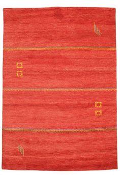 Gabbeh Indo rug 5′6″x7′10″