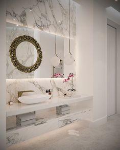 Luxury and elegant bathroom from our Belgravia design project. #interiors #interiordesign #livingroom #bedroom #masterbedroom #bespoke #bespokefurniture #bespokedesign #lighting #lightingdesign #chic #elegant #luxurious #luxury #luxuryliving #luxuryfurniture #luxurylifestyle #udesignmarbella #marbella #london #belgravia