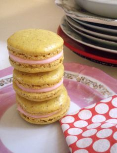This was the first recipe and set of hints I used to make macarons!  They might help you!