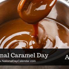 National Caramel Day April 5