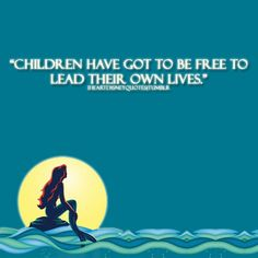 Letting them follow their own path is always scary, but letting them know you are behind them makes all the difference  #disneyquotes #disney