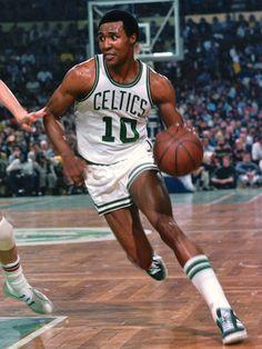 JoJo White - #10 - Boston Celtics