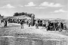 Danish heavy artillery within the fortifications of Fredericia during the Second Schleswig War, part of the wars of German unification on 25 March 1864 at Fredericia, South Jutland, Denmark. World Conflicts, Fortification, Hungary, Dolores Park, Army, Danish, Pictures, Travel, Outdoor