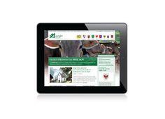 holzweg e-commerce solutions - Neuer Auftritt für die ARGE Alp #webdesign #usability