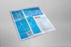 Affiche TEDx Delft, Let's make things bèta