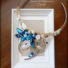 Soutache Pendant, Soutache Necklace, Tassel Earrings, Boho Jewelry, Jewelry Accessories, Jewelry Design, Shibori, Beaded Embroidery, Jewelry Making