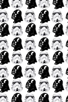 Wallpaper | Darth Vader e Stormtrooper