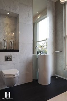 Туалетыпредоставляют возможность преодолеть ограничения дизайна. Отчастиэто вызвано тем что помещения малы,так как никто не проводит здесь слишкоммного | Келли Хоппен