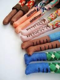 Resultado de imagen de lucky dolls fabric arts and crafts
