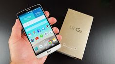 LG Officially Releasing Android 6.0 Marshmallow To The LG G3 - HD Photos