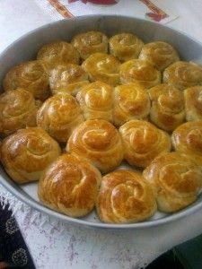 Tahinli Haşhaşlı Çörek Tarifi | Resimli Yemek Tariflerin - Resimli Kolay Tarifler