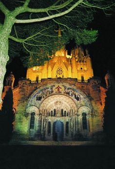 Templo del Tibidabo, Barcelona ∞