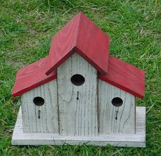 Country Wood Patterns | The Pattern Hutch - Wooden Creations - Wood Patterns #woodenbirdhouses