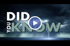 Did You Know?  Why we need to diversify our income and business. Must watch.
