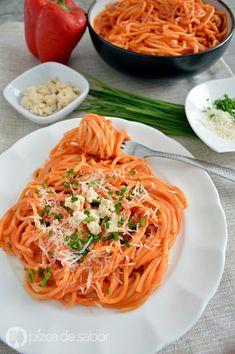 Veggie Recipes, Pasta Recipes, Mexican Food Recipes, Cooking Recipes, Healthy Recipes, Healthy Food, I Love Food, Good Food, Yummy Food