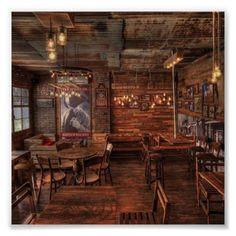 diy saloon decor - diy salon dekor - home decoration - haus dekoration Western Saloon, Bar Western, Western Theme, Western Decor, Western Cowboy, Design Bar Restaurant, Decoration Restaurant, Cafe Restaurant, Western Restaurant