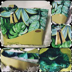Peggy P sur Instagram: Sac Samba médium (modèle de @patrons_sacotin ) ambiance tropicale, accompagné de son meraki pouch 100 % fait par mes petites mains. Alors…