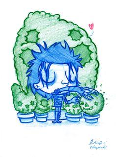 Daily Doodles 21-30 : www.podgypanda.com