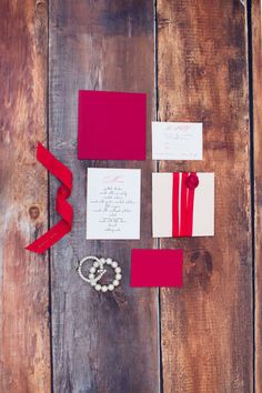 Blush Pink and Romantic Red Wedding Invitation Suite - Get Inspired by this Romantic Styled Shoot - Munaluchi Bridal Magazine Bespoke Wedding Invitations, Wedding Invitation Suite, Invitation Design, Acrylic Invitations, Happy Valentines Day, Red And Pink, Special Day, Blush Pink, Romantic