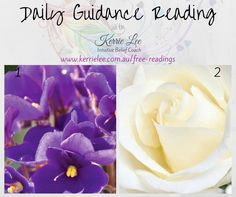 Spiritual guidance for Sunday 18 September 2016. Choose the image you are drawn to and then visit the website for your guidance message. ♡