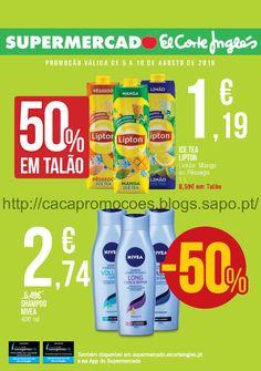 Promoções Supermercado El Corte Inglês - Antevisão Folheto 5 a 18 agosto - http://parapoupar.com/promocoes-supermercado-el-corte-ingles-antevisao-folheto-5-a-18-agosto/
