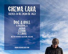 Chema Lara en concierto en Dog by www.chemalara.com, via Flickr