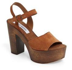 995d8df1ac87 Steve Madden Lulla Platform Sandal (Women)